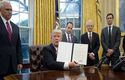 Trump reinstates anti-abortion policy