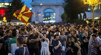 The Macedonian crisis and the role of the evangelical community