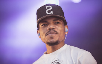 The faith of Chance the Rapper, winner of 3 Grammys