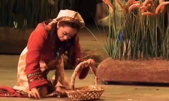 A musical based on the book of Ruth brings the gospel to the Chinese