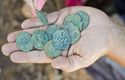 Old Byzantine coins hidden by Christian pilgrims found in Jerusalem