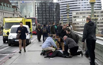 Four dead in London terrorist attack