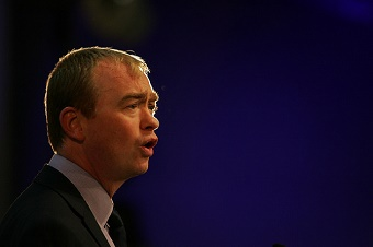"Tim Farron: ""My faith puts everything in perspective"""