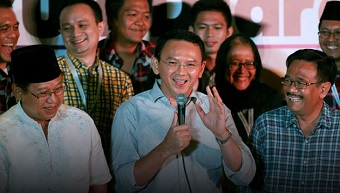 "Christian governor 'Ahok' loses Jakarta election: ""God knows"""