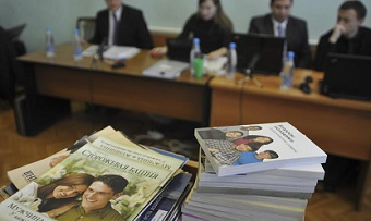 "Russia bans Jehovah's Witnesses, labels them as ""extremists"""