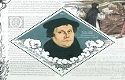 Stamps to commemorate the Reformation