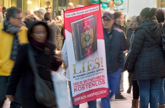 Quran public distribution ban discussed in Switzerland