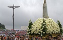 Portuguese evangelicals use Francis' visit to Fatima to dialogue with pilgrims