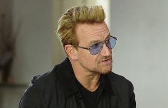 Bono: 'God is not interested in advertising, but in honest art'
