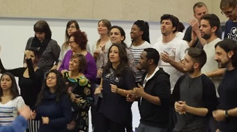 Gospel choirs, a growing trend in Spain