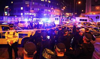Muslim worshippers targeted in London terrorist attack