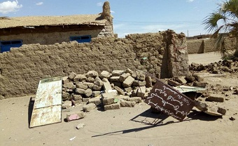 Sudanese Christians denounce demolition of their church buildings