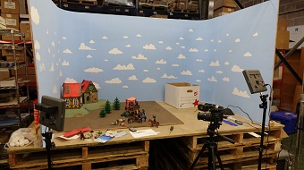 More than 5,000 pictures to produce a gospel-filled Luther Playmobil video
