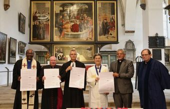 World Communion of Reformed Churches joins Catholic-Lutheran agreement on justification