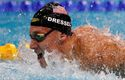 Christian swimmer Caeleb Dressel matches Phelps record with 7 gold medals