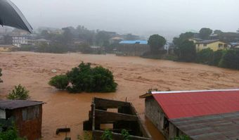 More than 400 die in Sierra Leone floods
