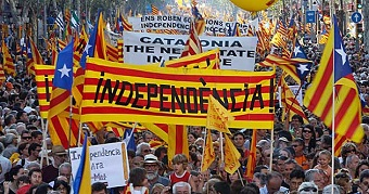 Catalonia passes independence referendum law