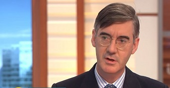 Top British politician grilled on his Christian views on homosexuality