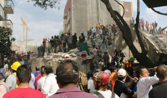 More than 240 people die in Mexico earthquake