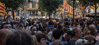 Evangelicals call to pray for Catalonia as conflict escalates