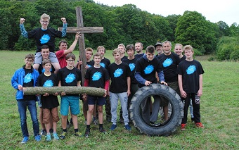 Camp for teenagers helps churches develop young leaders
