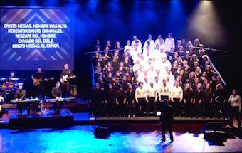 'Soli Deo Gloria' through 120 voices