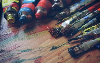 """The church tends not to recognize artistic talent as spiritual talent"""