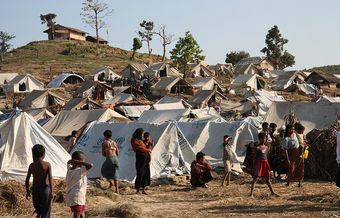 The 'unimaginable suffering' of the Rohingya