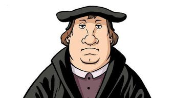 Luther's Top Ten Theses