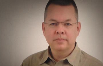 Pastor Brunson, 1 year in prison