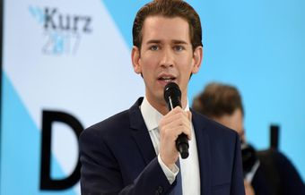Sebastian Kurz to be Europe's youngest leader as Austria turns  to the right