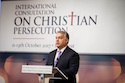 Churches and  NGOs in Hungary denounce Christian persecution in Middle East