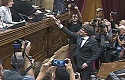 Spain imposes direct rule after Catalan parliament declares independence