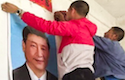 Chinese Christians forced to replace Jesus images with Xi Jinping