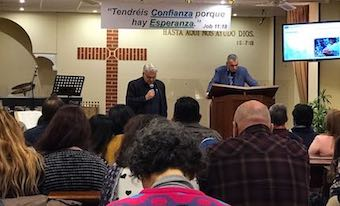 "Praying ""without borders"" for the Persecuted Church"