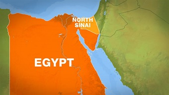 Egypt: 305 killed in attack on mosque