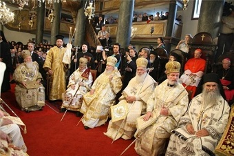 Bulgarian Orthodox Synod supports the Macedonian Church strive for recognition