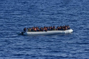 Ten asylum seekers die in the Mediterranean every day