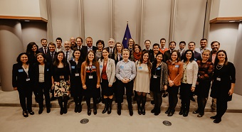 "The European Advocacy Academy trained young leaders to have ""more impact in public debates"""