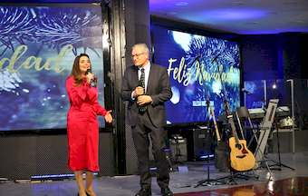 Spanish public television broadcasts evangelical Christmas celebration