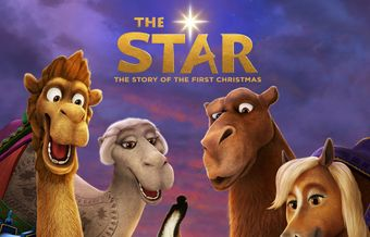 """The Star"", an animated film about Christ's birth"