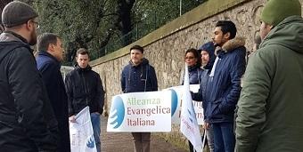 Italian evangelicals pray for religious freedom in Kazakhstan