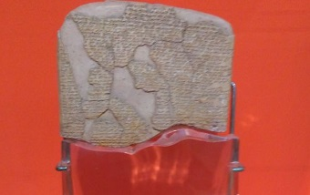 The treaty of Kadesh: A symbol of God's Grace