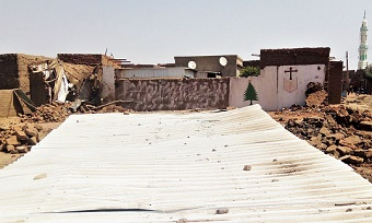 Authorities in Sudan demolish church building in Khartoum