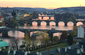 Building Gospel bridges for transformation in Prague