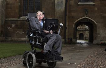 """Hawking's research is a turning point in the history of science"""