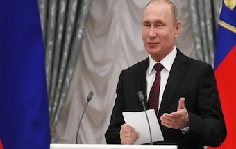 Vladimir Putin to lead Russia for another six years