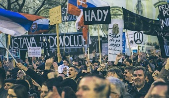 "Christians join movement ""for a decent Slovakia"""