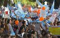 Hundreds of thousands marched for life and family in Argentina