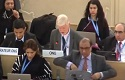 "Governments should not ""police the mind of its citizens"", WEA tells the UN Human Rights Council"